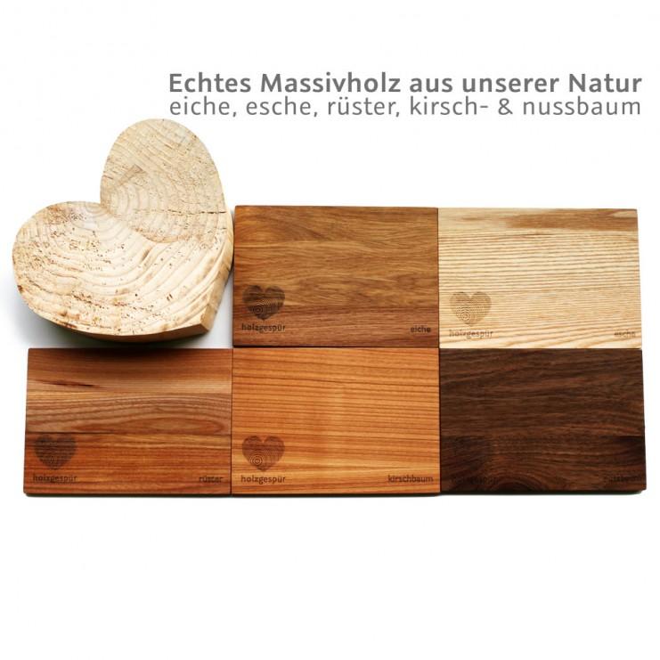 Holzmuster bestellen und Zuhause fühlen, was am besten zur Einrichtung passt. Das Geld gibt's bei einer Möbelbestellung oder Rücksendung natürlich zurück!