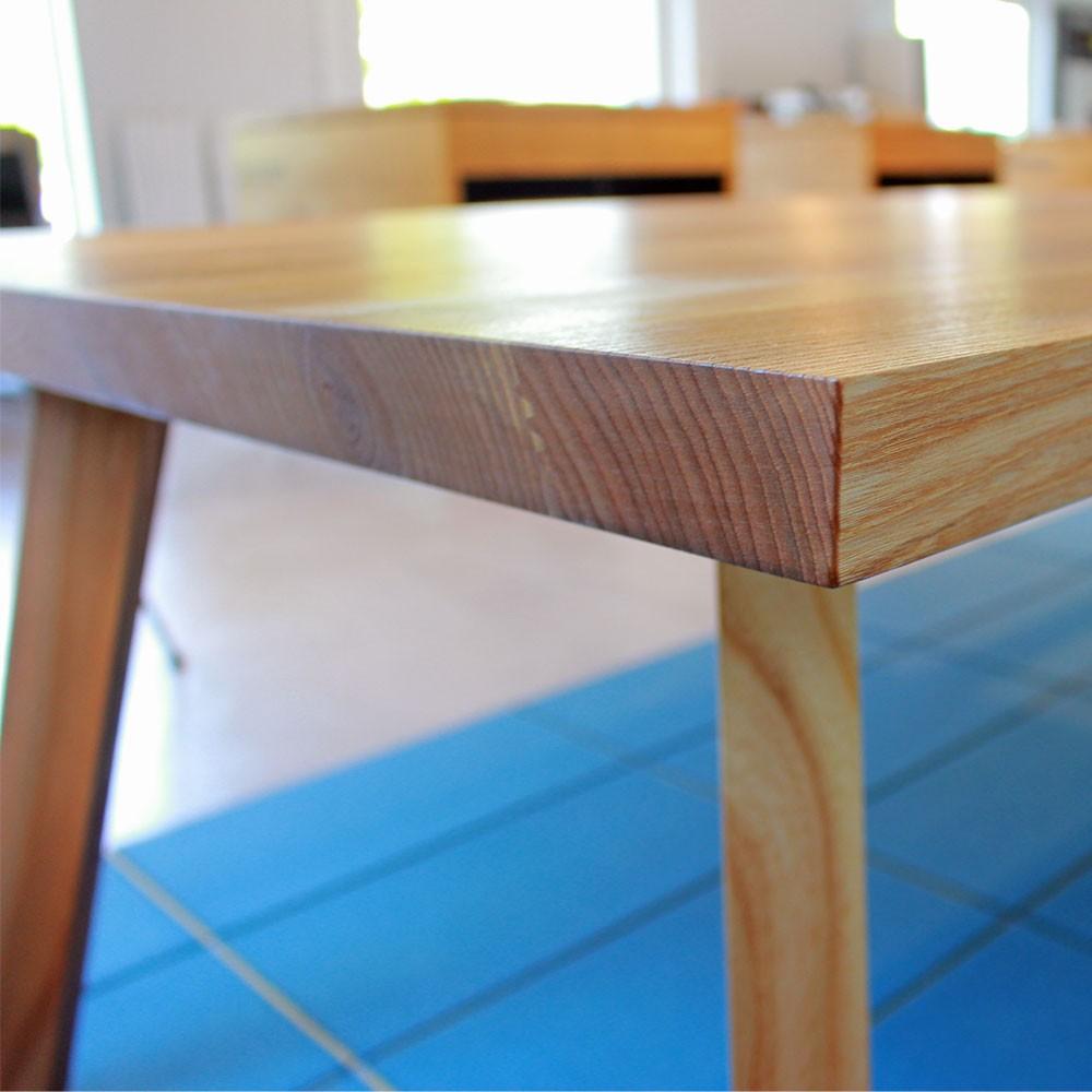 esstisch mia holzgesp r. Black Bedroom Furniture Sets. Home Design Ideas