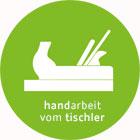 Handarbeit vom Tischler