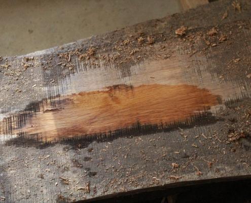 Holz Farbe
